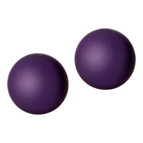 Kleine paarse vaginaballetjes