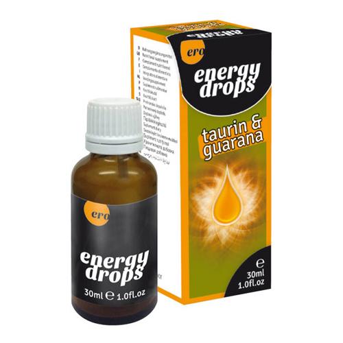 Energie druppels guarana