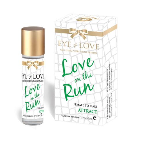 EOL Mini Rollon Parfum Vrouw/Man Attract - 5 ml