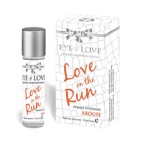 EOL Mini Rollon Parfum Vrouw/Vrouw Arouse - 5 ml