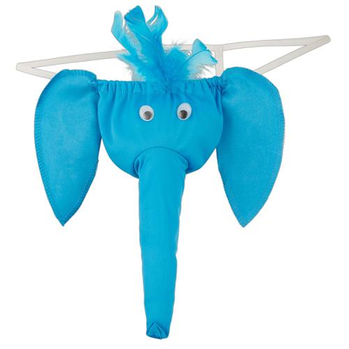 Heren olifanten string