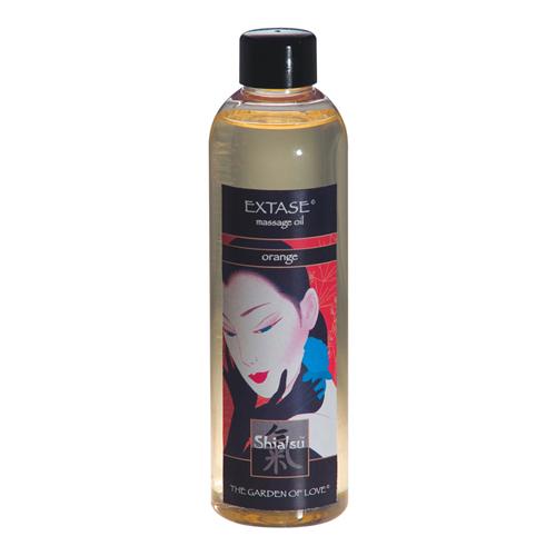 Shiatsu Massage olie - Sinaasappel