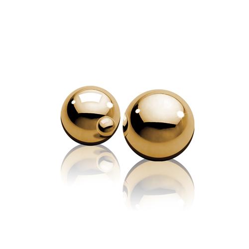 Gold Ben-Wa Balls