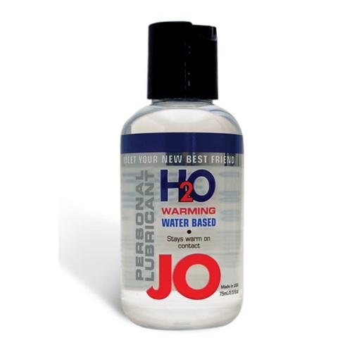 JO H2O  - Glijmiddel Warming 75ml