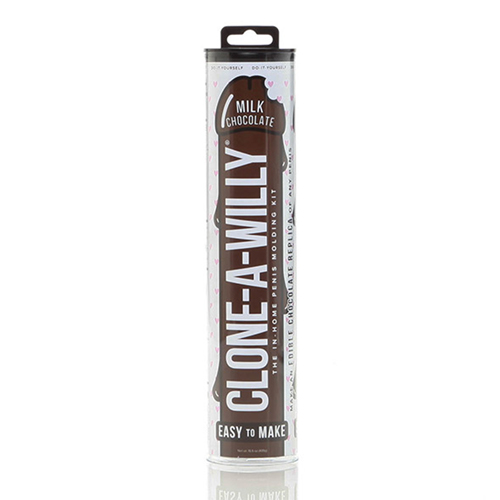 Clone-A-Willy Kit - Melk Chocolade
