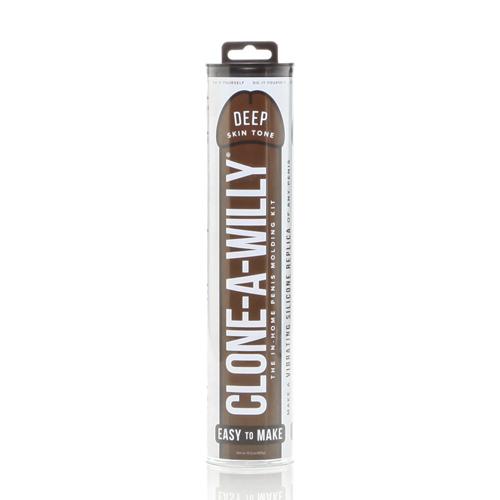 Clone-A-Willy Kit - Deep Skin Tone