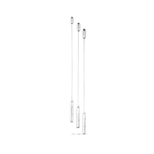 Dilator Set Met Ronde Top - Medium - 3 Stuks