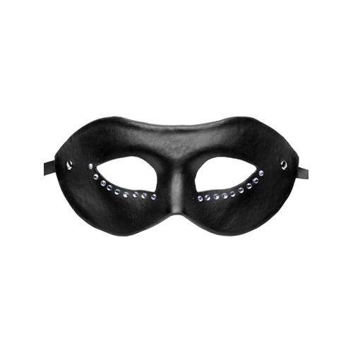 Venetiaans Masquerade Masker - Zwart