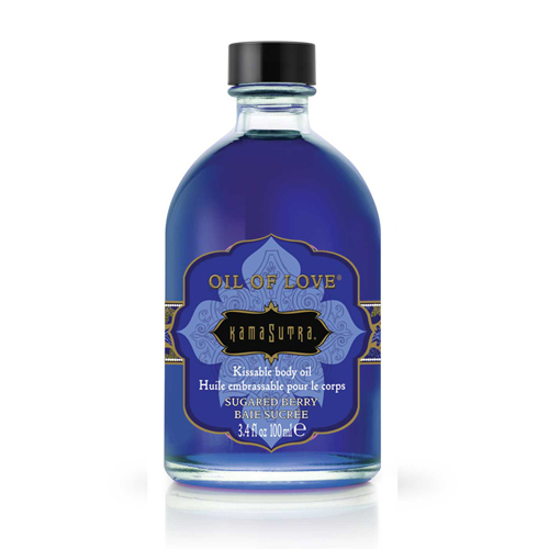 Kamasutra Oil of Love Sugared Berry Olie