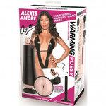 Pornstar Series - Alexis Amore Verwarmde Vagina