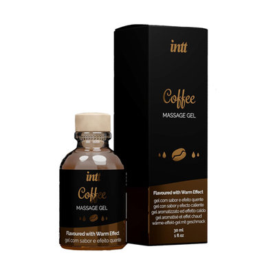 Massage Gel - Coffee