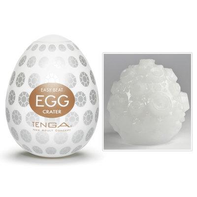 Tenga Egg - Crater Single