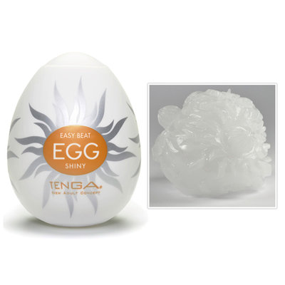 Tenga Egg - Shiny