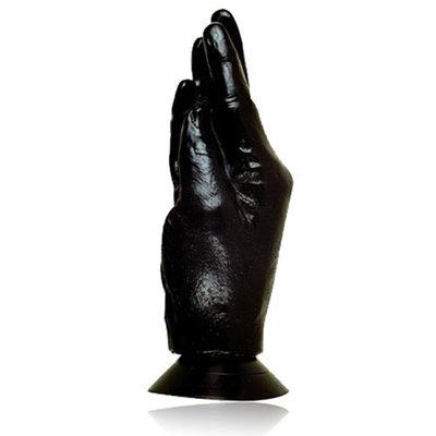Fisting Dildo 21 cm - Zwart