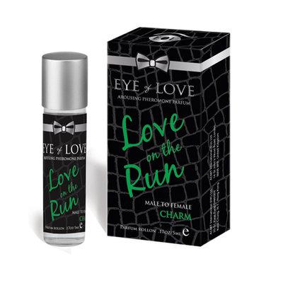 EOL Mini Rollon Parfum Man/Vrouw Charm - 5 ml