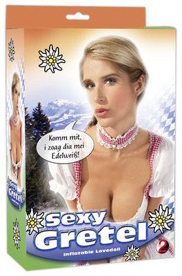 Opblaaspop Sexy Gretel