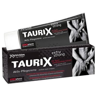 TauriX Penis Creme extra strong 40 ml