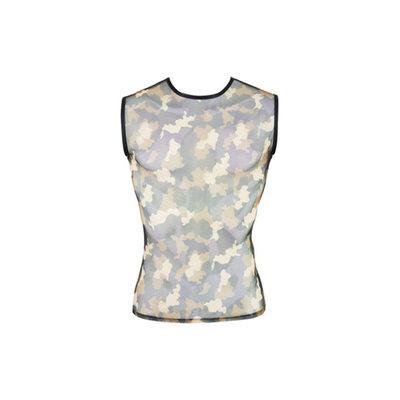 Hemd Met Camouflageprint