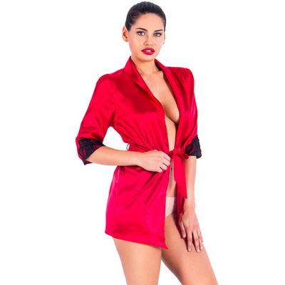 Vixson Kimono - Rood