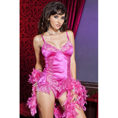 Burlesque Body - Roze