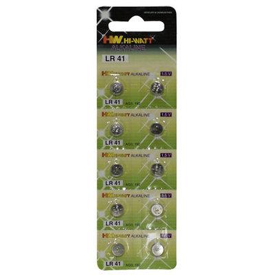 Knoopcel batterijen Mini (LR41)