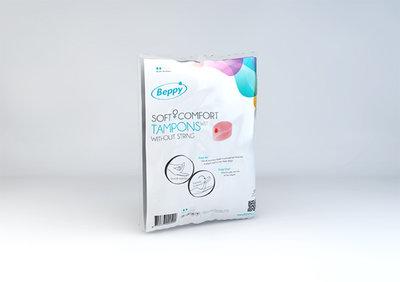 Beppy - Wet Tampons - 30 stuks