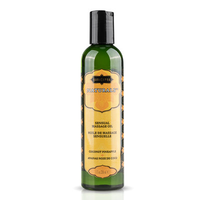 Kamasutra Naturals Coconut Pineapple Massage-Olie