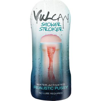 Vulcan Shower Stroker - Realistic Pussy