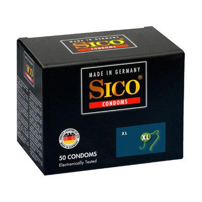 Sico XL Condooms - 50 Stuks