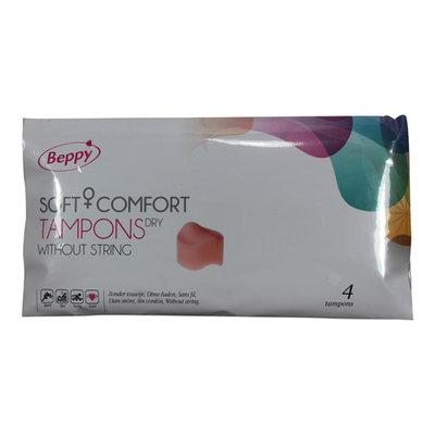 Beppy - DRY Tampons - 4 stuks