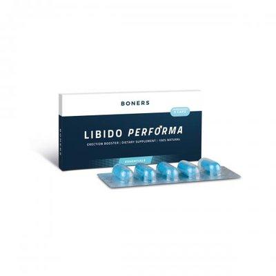 Libido Performa Erectiepillen - 5 Stuks