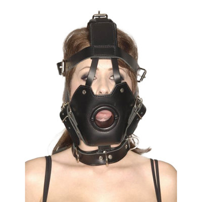 Strict Leather Premium Open Mond Gag