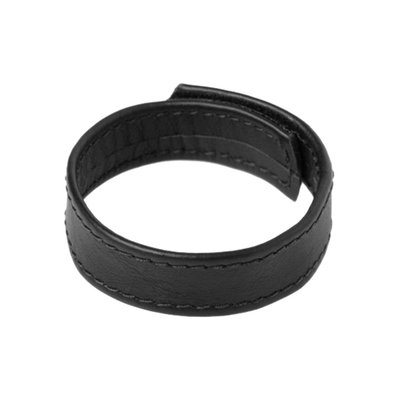 Strict Leather Velcro Cock Ring