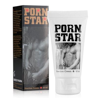 PornStar Erectie Crème