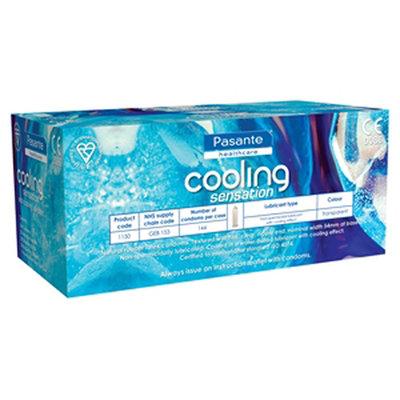Pasante Cooling Sensation Condooms 144 stuks