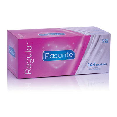 Pasante Regular condooms 144 stuks