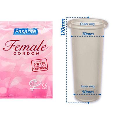 Pasante Vrouwen Condoom 3st
