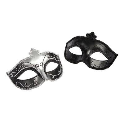 Masquerade masker set