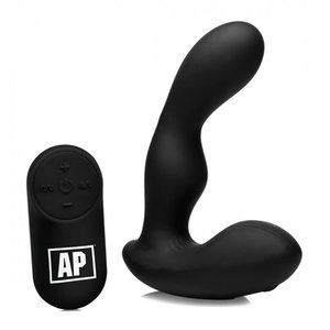 P-Stroke Prostaat Vibrator Met Bewegende Top
