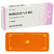 Morning-after Pill - Norlevo
