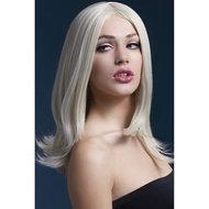 Lange Pruik – Blond  – Fever
