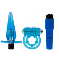 Deluxe Couple Kit Vibrator Set  – Trinity Vibes