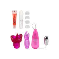Her Clit Kit – Clitoris massage setje  – CalExotics