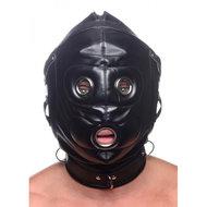 Bondage Masker Met Penis Gag  – Strict