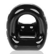360 Cockring & Ballsling – Zwart  – Oxballs