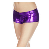 Metallic Short - Paars